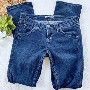 Hudson Blue Jeans Straight Leg sz 26